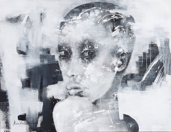 Face-120-series-two-colors-black-and-white--70x90-2021